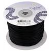 Rattail Cord 1mm Black